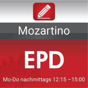 Vorbereitung auf die EPD - Wien