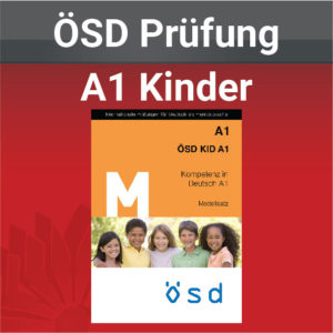 ÖSD Prüfungen in Wien alle Stufen A1, A2, B1, B2, C1, C2 Deutschprüfungen